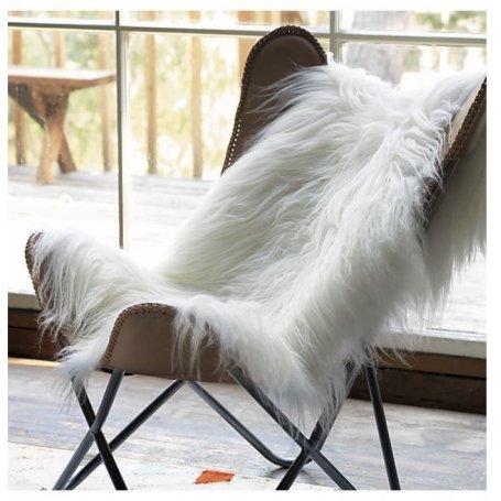 Valkoinen lampaantalja 110 cm, Icelandic