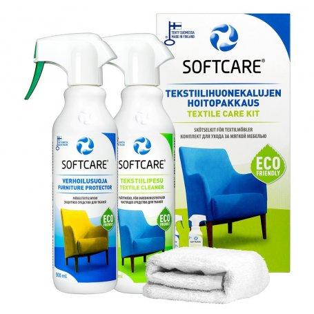 Softcare Tekstiilien hoitopakkaus
